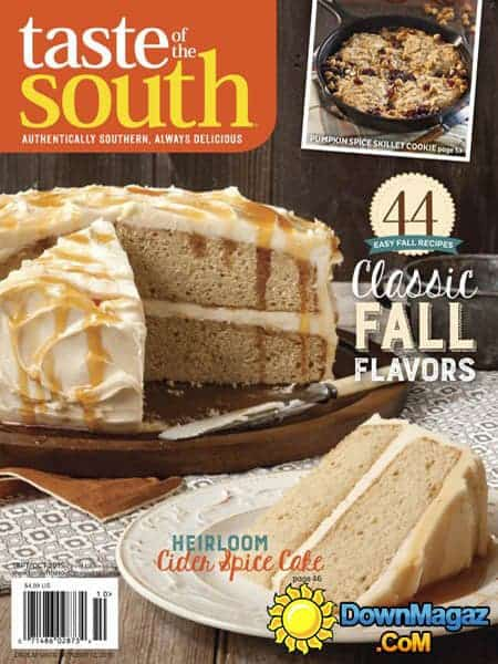 taste of the south sept 2015