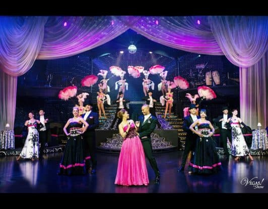 Vegas the Show What to do in Las Vegas Grandbaby Cakes 532x416 - What to do in Las Vegas!