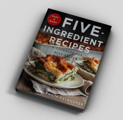 Fast and Easy Five-Ingredient Recipes