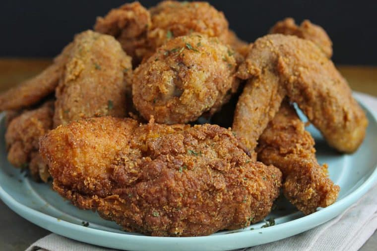 Grandbaby Cakes Fried Chicken Page