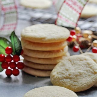 Butter Ricotta Cookies Recipe