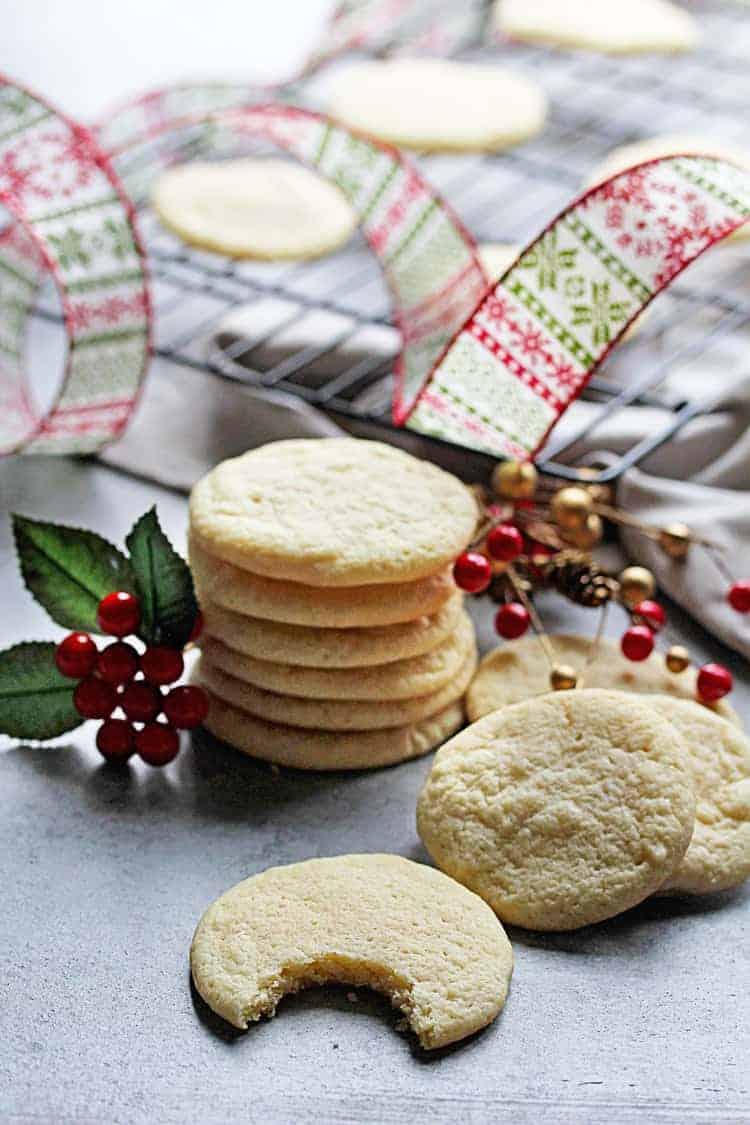 Butter Ricotta Cookies Recipe | Grandbaby Cakes
