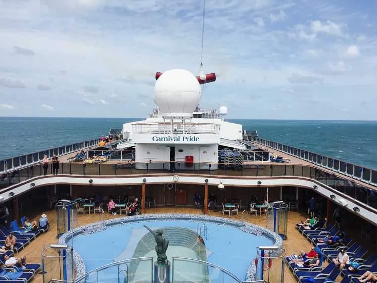 Carnival Pride Cruise to Bermuda Part 1 | Grandbaby Cakes