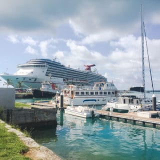 My Carnival Pride Cruise to Bermuda Part 1