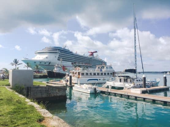 Carnival Pride Cruise to Bermuda Part 1| Grandbaby Cakes