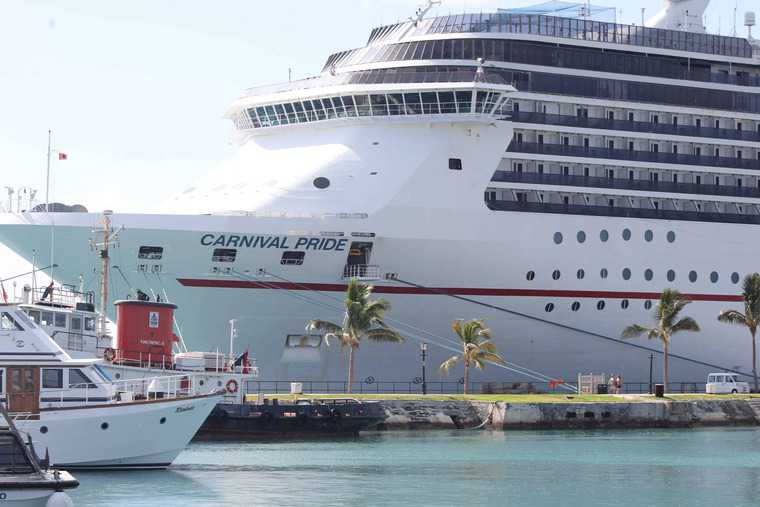 Carnival Pride Cruise to Bermuda Part 2 ship  - My Carnival Pride Cruise to Bermuda Part 2