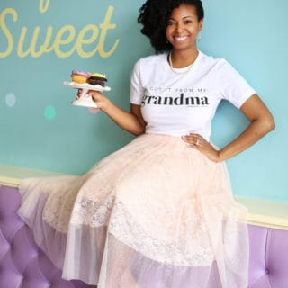 My New Shop! Grandbaby Cakes Foodie T-Shirts