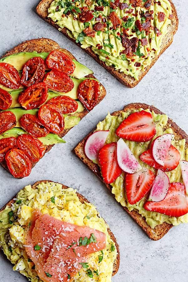 Avocado Toast 5 - Avocado Toast Recipe