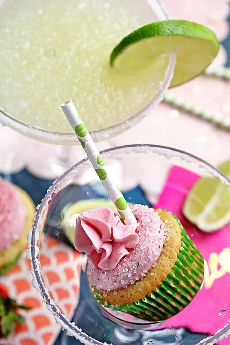Berry Margarita Cupcakes Recipe Grandbaby Cakes