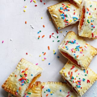 Homemade Pop Tarts Recipe