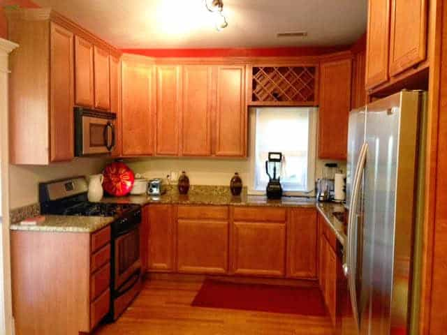 Kitchen Refresh - Kitchen Renovations