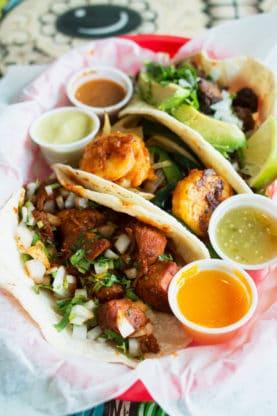 taco crawl taco deli 1 277x416 - Austin Taco Crawl - Best Tacos In Austin Texas