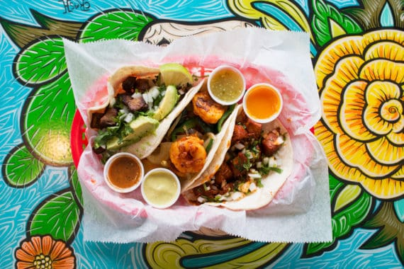 taco crawl taco deli 3 570x380 - Austin Taco Crawl - Best Tacos In Austin Texas