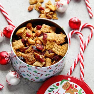 Cranberry Orange Chex 5 320x320 - Cranberry Orange Chex Party Mix