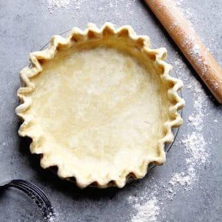 Perfect Pie Crust 1 320x320 - Perfect Pie Crust Recipe