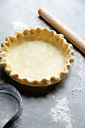 Perfect Pie Crust Recipe | Grandbaby Cakes