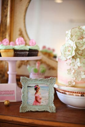 Baby Shower Cakes - Baby Shower Cakes for Girls
