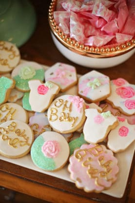 Baby Shower Cakes - Baby Shower Food