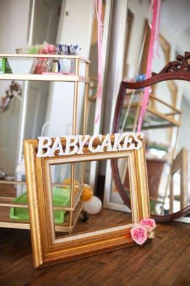 My Stunning BabyCakes Baby Shower | Grandbaby Cakes