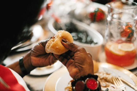 My Family Holiday Potluck Traditions | Grandbaby Cakes
