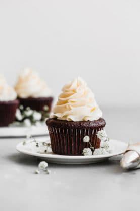 Perfect Chocolate Cupcakes Recipe | Grandbaby Cakes