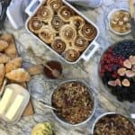 Potato Soup with Crunchy Kale | Grandbaby Cakes