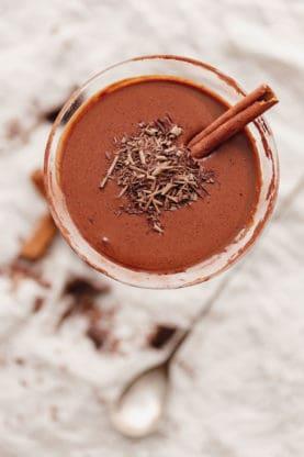 How to Make a Chocolate Martini Recipe - Spicy Chocolate