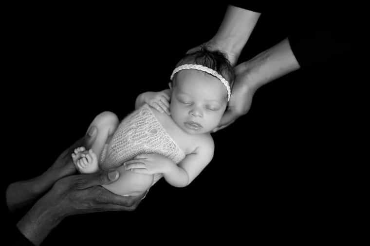 my baby cakes labor and delivery story - grandbaby cakes
