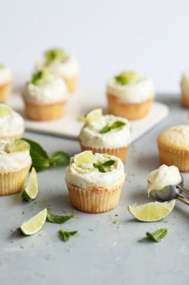 Lemon Cupcake Recipe - Lemon Cupcakes