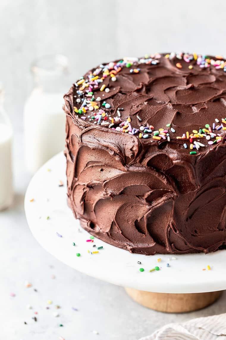 Best Homemade Birthday Cake Recipes
