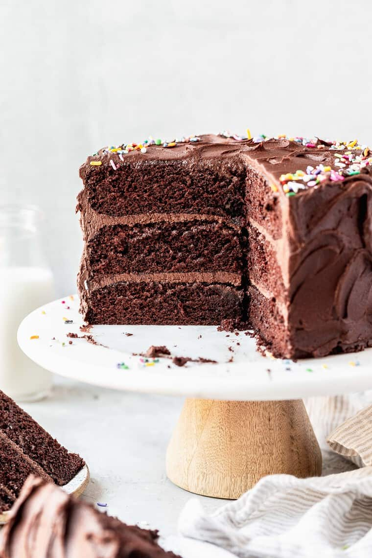 Chocolate Birthday Cake Recipe Food Network