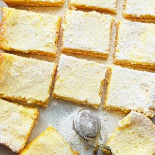 Ooey Gooey Butter Cake Recipe 2 320x320 - Ooey Gooey Butter Cake Recipe