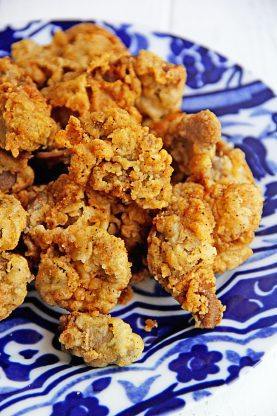 How to Cook Fried Chicken Gizzards