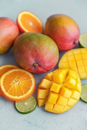 How to Cut Mango - When Is a Mango Ripe?