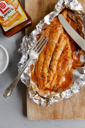 How to Grill Fish - Foil Packet Recipes #grilledfish #grill #catfish