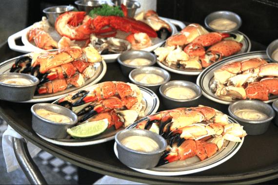 Best Food in Miami - Joe's Stone Crab Miami Beach #miami