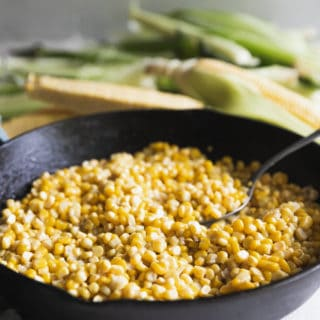 Fried Corn Recipe (Southern Fried Corn)