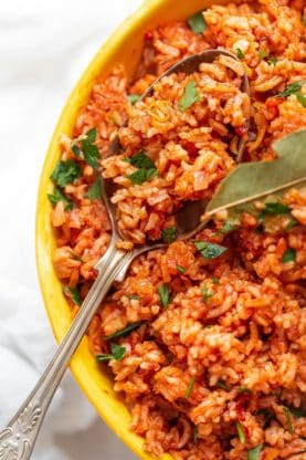 What is Jollof Rice? Jollof Rice Recipe