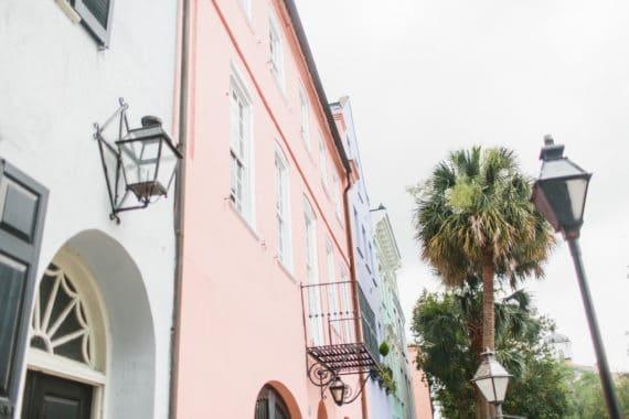Rainbow Row Best Charleston Restaurants 1 570x380 - Charleston Restaurants (Best Restaurants in Charleston SC)