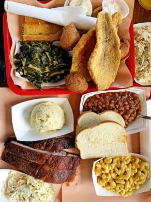 Best Charleston Restaurants - Rodney Scott's | Grandbaby Cakes