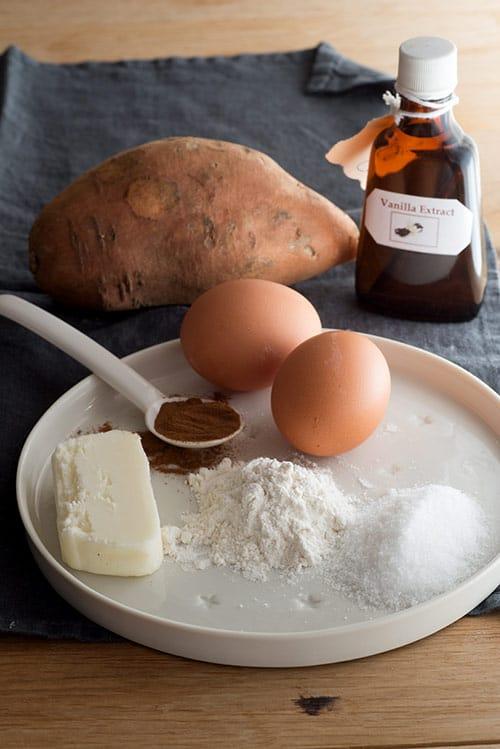 Sweet Potato Cake 2 - Sweet Potato Pound Cake Recipe