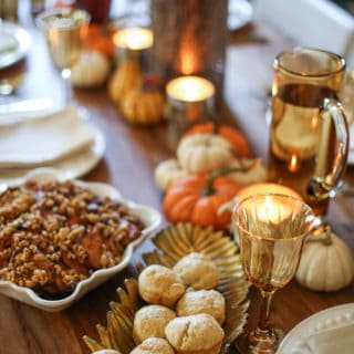 How to Host Friendsgiving 5 320x320 - How to Host A Rustic Themed Friendsgiving