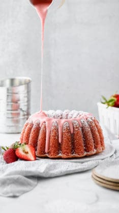 Fresh Strawberry Pound Cake 5 234x416 - Fresh Strawberry Pound Cake Recipe