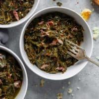 Collard Greens Recipe again 200x200 - Southern Collard Greens Recipe (Just like your Grandma's recipe!)