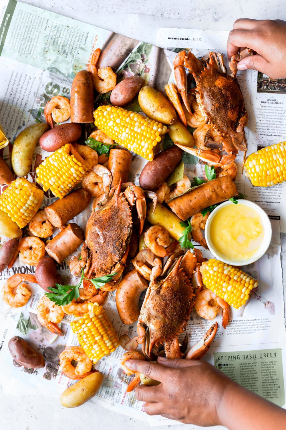 Frogmore Stew Low Country Boil Recipe 3 e1564326297975 - The BEST Authentic Frogmore Stew (Low Country Boil Recipe)
