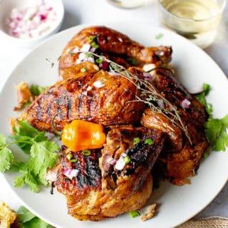 Jerk Chicken 2 320x320 - The BEST Jamaican Jerk Chicken Recipe!