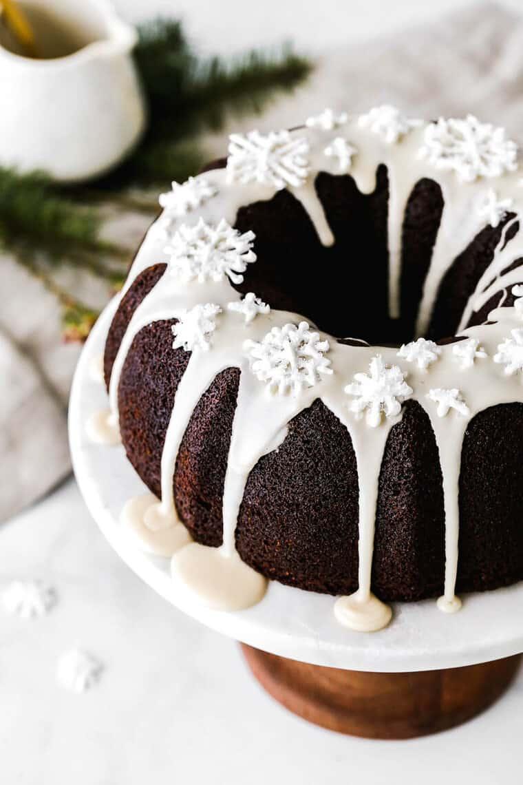 Gingerbread Cake Recipe 2 - Deliciously Moist Gingerbread Cake Recipe
