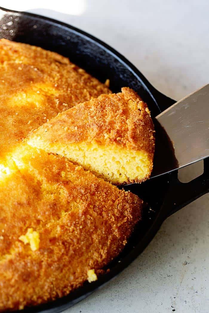 Southern Cornbread Recipe 3 - Southern Cornbread Recipe