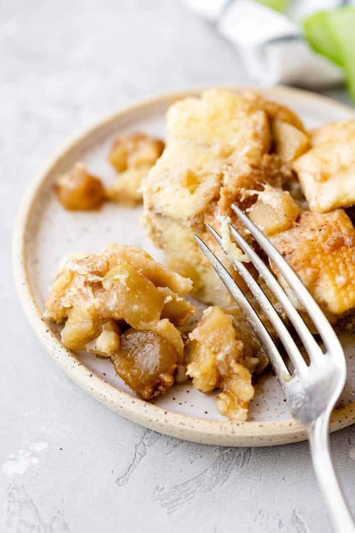 Apple Crisp French Toast 6 - Apple Crisp French Toast