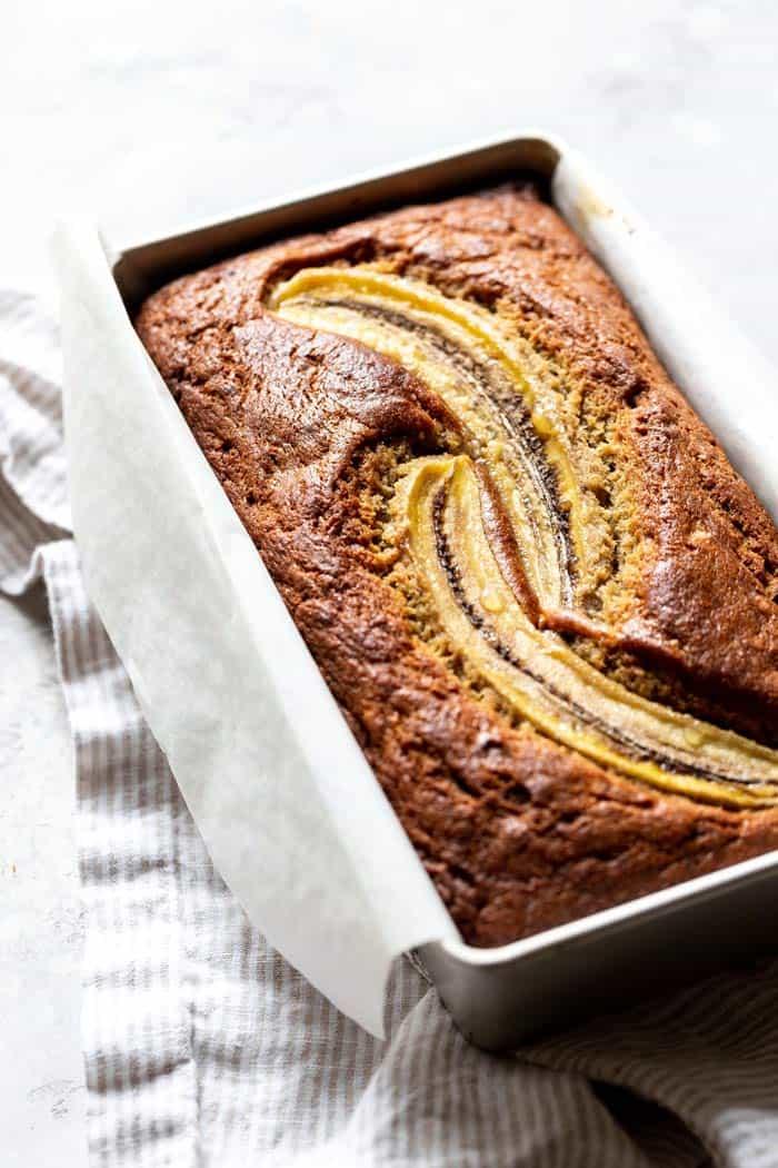 Easy Banana Bread Recipe 1 - Easy Banana Bread Recipe (So Delicious and Moist!)